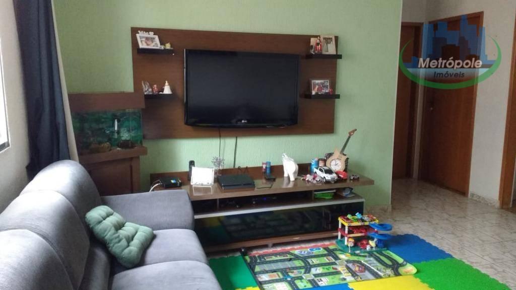 Apartamento 2 quarto(s) para  em Jardim Terezópolis/GUARULHOS