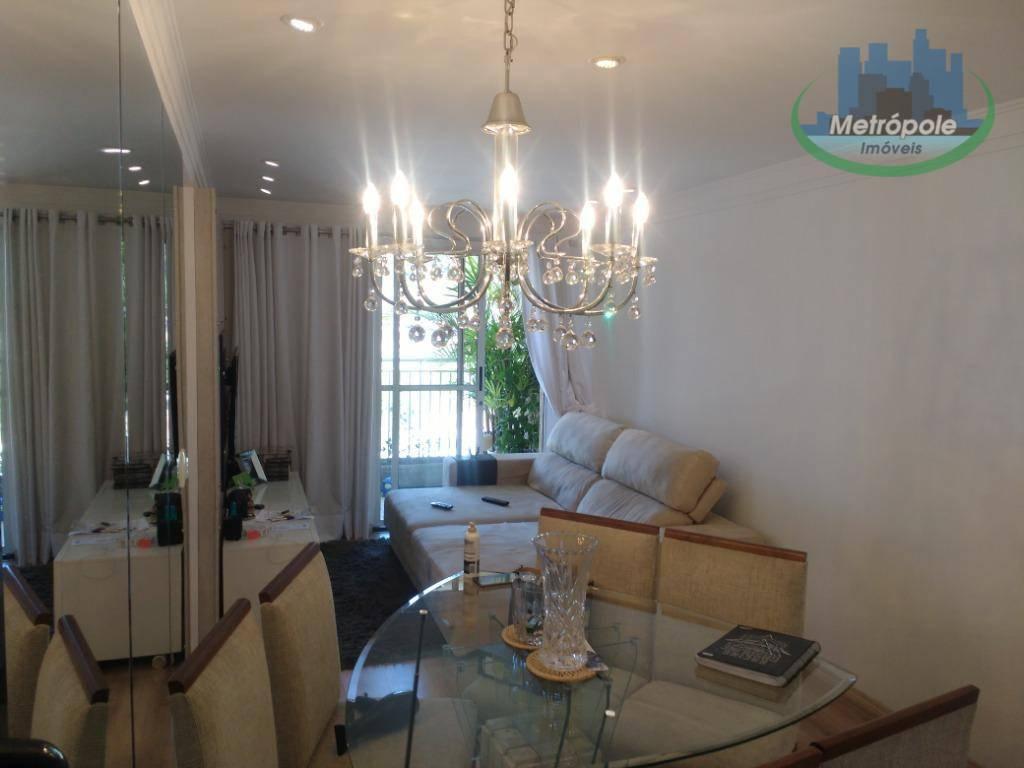 Apartamento 2 quarto(s) para  em Vila Galvão/GUARULHOS